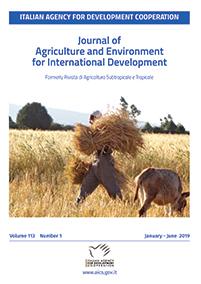 Wheat harvest, Oromia Region, Ethiopia (Orioli, 2013)